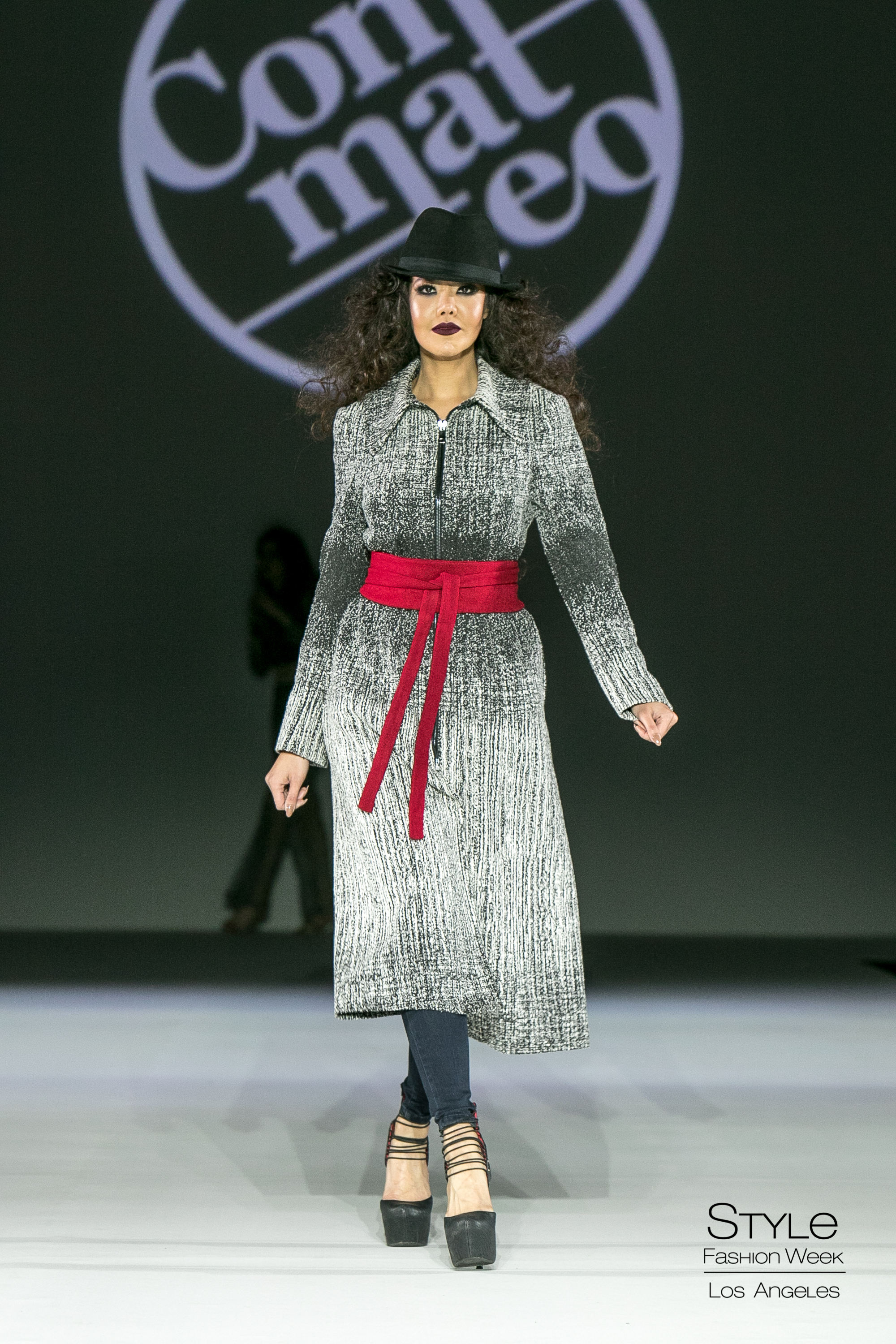 Style Fashion Week Ignites The Runway At The Pacific Design Center In Los Angeles On The Second