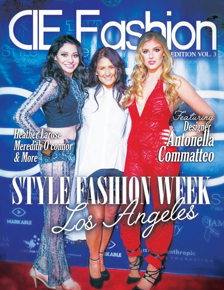 Red Carpet Cie Fashion Magazine